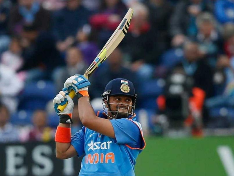 Suresh Raina Ruled Out of India vs New Zealand ODIs