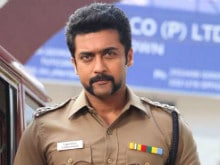 Suriya's Team Singam 3 Shot Action Sequence With Seven Aircrafts