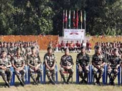Indo-Nepal Joint Military Exercise Kicks Off
