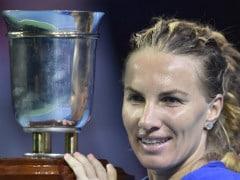 Svetlana Kuznetsova retains Moscow Title to Claim WTA Finals Spot