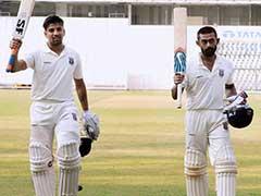 Swapnil Gugale, Ankit Bawne Set Ranji Trophy Cricket Record Stand