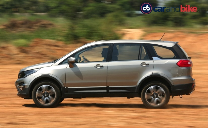 Tata Hexa Review - NDTV CarAndBike