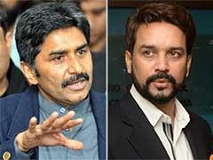Javed Miandad Hasn't Recovered From Pakistan's Defeats: Anurag Thakur