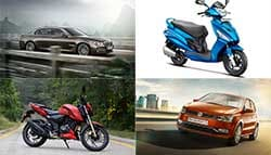 Festive Season 2016: Top 10 Offers On Cars And Bikes This Diwali