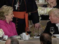 Donald Trump, Hillary Clinton Tension Seeps Into Jokes At Annual Charity Dinner