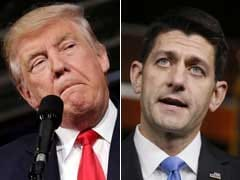 Donald Trump Intensifies Attacks On Paul Ryan With 4 Weeks Left Until Election Day