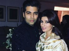 Twinkle Khanna May Sip Koffee With Karan For the First Time