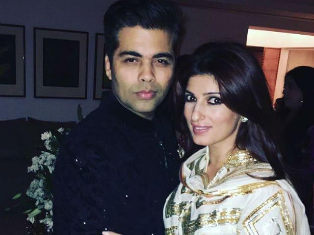 Akshay Kumar-Twinkle Khanna will Join Karan Johar on