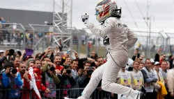F1: Lewis Hamilton Wins US Grand Prix; Closes Gap On Rosberg To 26 Points