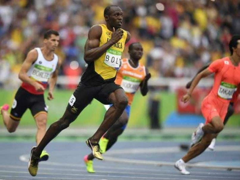 Usain Bolt Sets Last Race in Jamaica For June