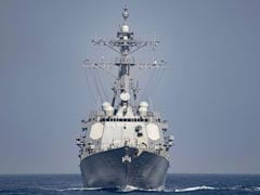 Missiles May Have Been Fired At US Warships In Red Sea: Official