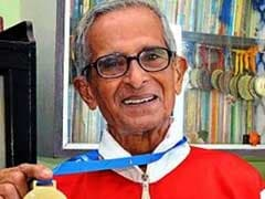 92-Year-Old Indian Navy Veteran Wins Gold In Australian Race Walk
