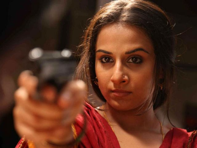Vidya Balan In An Action Film? 'Love Punching' She Says