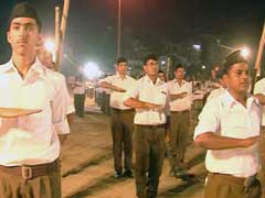 In Big Dalit Outreach, RSS Focuses Dussehra Celebrations On 'Social Harmony'