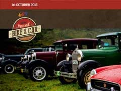 Vintage Bike And Car Festival To Be An Annual Affair In Goa