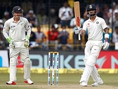 India vs New Zealand, 3rd Test, Highlights: Virat Kohli's Double Ton, Ajinkya Rahane's 188 Puts India In Control On Day 2