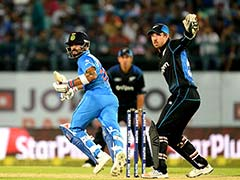 India vs New Zealand 3rd ODI Highlights: Virat Kohli, MS Dhoni Guide India to Seven-Wicket Win in Mohali