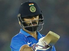 Virat Kohli Leads India's Run Chase With Another Prolific Century
