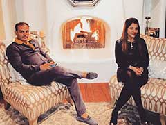 Virender Sehwag Finally Meets His Match In Wife Aarti, On Twitter