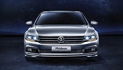 Volkswagen Takes Aim At German Luxury Automakers With New China-Only Car
