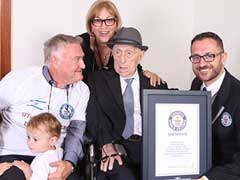 World's Oldest Man Celebrates Bar Mitzvah At 113