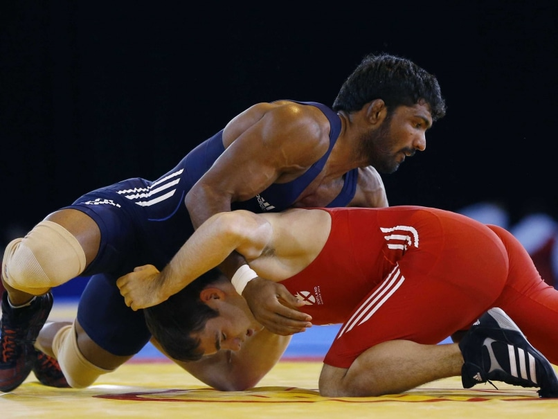 Yogeshwar Dutt's London Olympics Silver Hopes Over, WFI Clueless