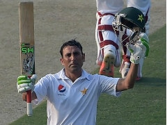 2nd Test: Fit-Again Younis Khan Leads Pakistan Charge On Day 1 vs West Indies