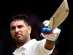Yuvraj Singh Slams Double Ton as Punjab Collect 3 Points