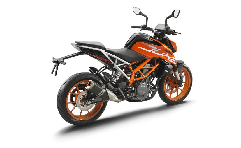 Ktm Duke Paid Service Cost