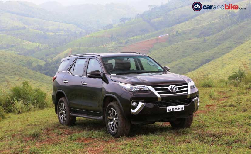 2016 Toyota Fortuner All You Need To Know Ndtv Carandbike