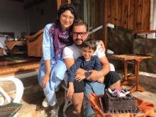 Aamir Khan Celebrates Wife Kiran Rao's Birthday in Meghalaya. See Pics