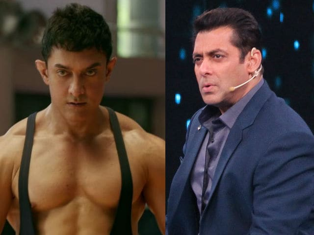 Aamir Khan's Dangal: No Promotion on Salman Khan's Bigg Boss