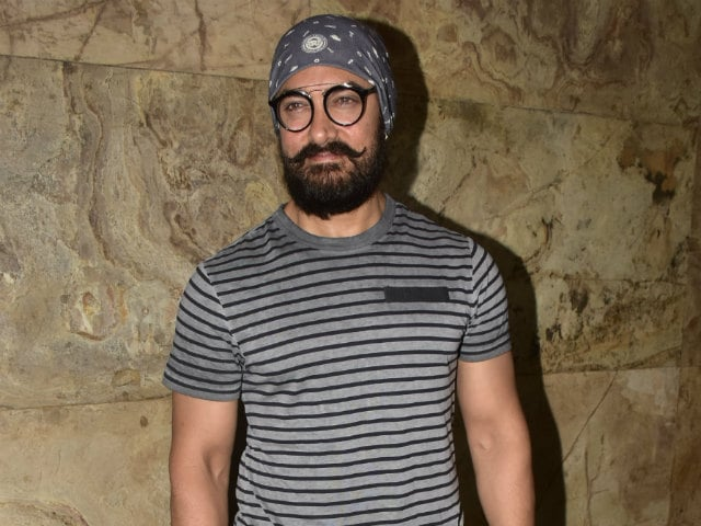 Aamir Khan Is Smoking Again. And He's Not Happy About It At All