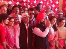 Aamir Khan Attends Wrestler Geeta Phogat's Wedding. Inside Pics