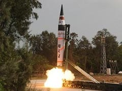 India Successfully Test-Fires Nuclear Capable Agni-I Ballistic Missile