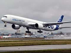 Airbus's Largest A350 Jet Stages Maiden Flight