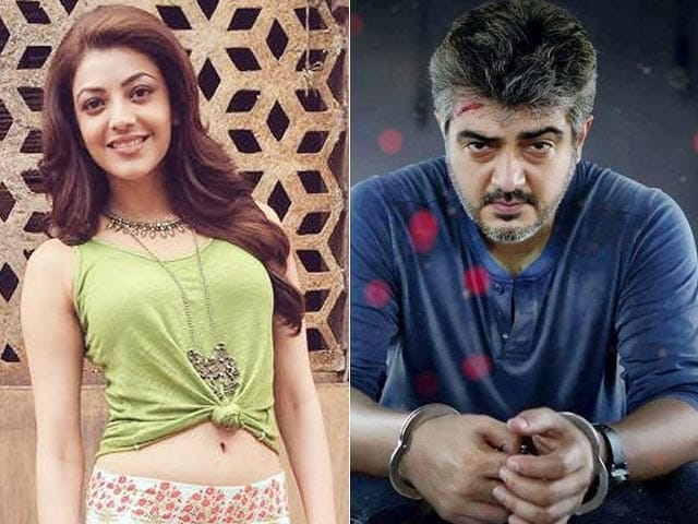 Ajith Kumar's New Film With Kajal Aggarwal to Be Shot in