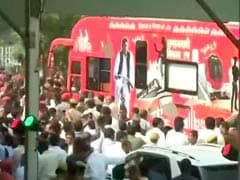 Inside Akhilesh Yadav's Mercedes Rath, Fitted With Screens, Cameras