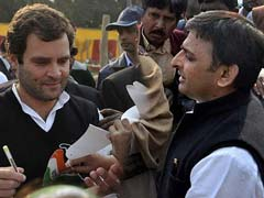 UP Elections 2017: Akhilesh Yadav Wins Cycle. Coming Soon, Grand Alliance With Congress