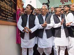 Akhilesh Yadav Launches State's Emergency Response System UP-100