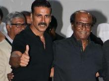Rajinikanth, Akshay Kumar's Mutual Admiration: Meet 2.0's Real Hero