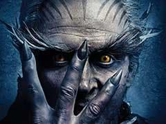 रजनीकांत की फिल्म '2.0' का फर्स्ट लुक : कमजोर दिल वाले न देखें अक्षय कुमार का यह पोस्टर
