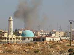 Syria Rebels Lose All Of Northeast Aleppo: Monitor