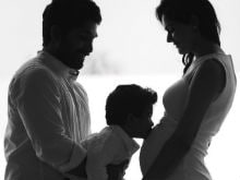 Allu Arjun And Wife Sneha Welcome Daughter. Actor Says, 'Lucky Me'