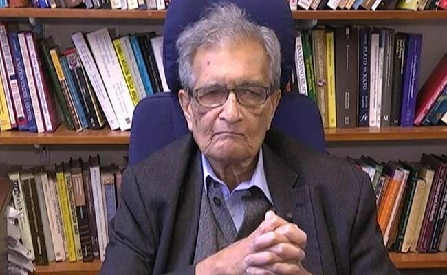 Amartya Sen Says Note-Ban Undemocratic Move Akin To Unguided Missile