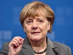 Angela Merkel Says 'Proud Of Calm Response' To Berlin Attack