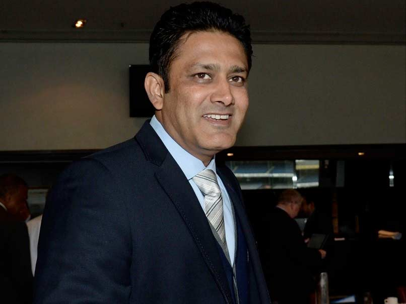 Anil Kumble Meets Coa To Submit Detailed Report On Indian Cricket