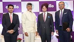 Apollo Tyres To Invest Rs. 525 crore To Build Manufacturing Facility In Andhra Pradesh