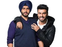 <i>Mubarakan</i> First Look: Arjun Kapoor Will Be Seen in a Double Role. See Pic