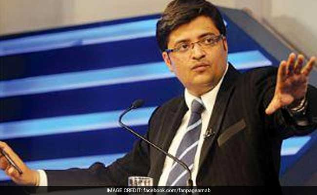 World Update! Arnab Goswami resigns as Editor-in Chief of Times Now